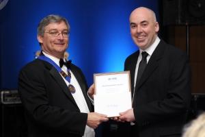 Damien David Hickish award