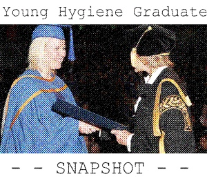 Young Hygiene Graduate Snapshot_4